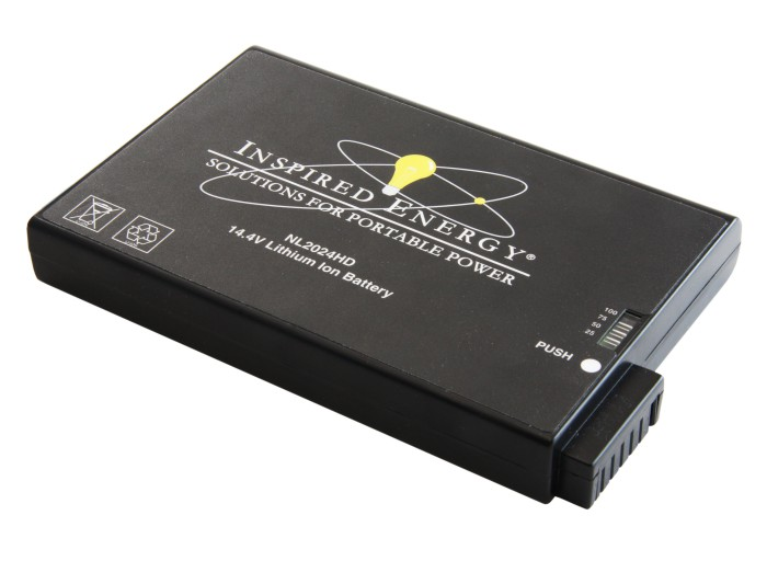 14.4V 6600mAh (97.2Wh) Lithium Ion Battery