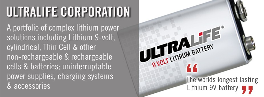 Ultralife Battery & Energy