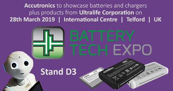 Battery Tech Expo 2019