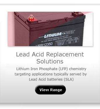 Ultralife Lead Acid Replacement batteries