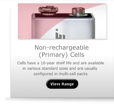 Ultralife Non-rechargeable (primary) cells