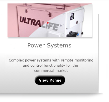 Ultralife Power Systems