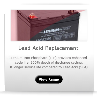 Sealed Lead Acid (SLA) Replacement Batteries