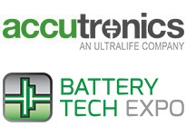 Accutronics takes a virtual stand at Battery Tech Expo 2020